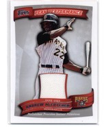2010 Topps Peak Performance Relics #PPR-AM Andrew McCutchen Pirates S2 (... - $12.00