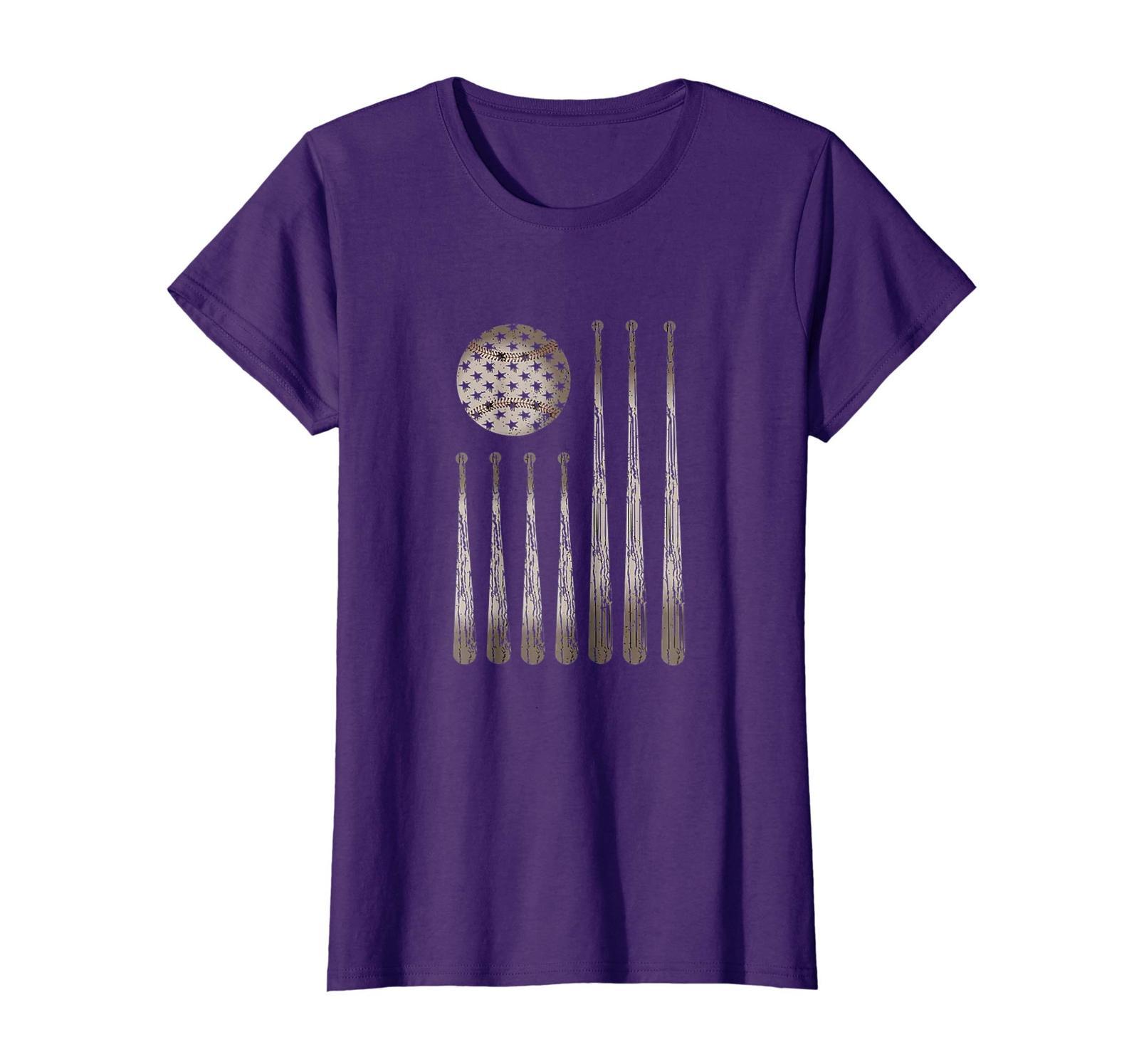 New Shirts - american baseball News usa flag pride shirt gift funny Wowen