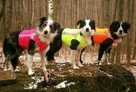 HURTTA POLAR HIGH VISIBILITY PROTECTION VEST PET DOG SAFETY ORANGE XXL - $63.69