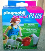 Playmobil Special Plus Country Women with Sheep Feed 4765 New - $6.00