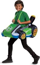 Yoshi Costume Kart, Inflatable Mario Kart Costume Accessory for Kids, Si... - $72.20