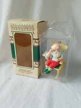 Enesco Treasury of Christmas Ornament-  Santa's List - $21.78