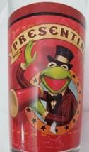 Kermit the Frog - Glass Tumbler  - Disney MUPPETS  PRESENTING - $9.89