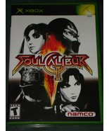 XBOX - SOUL CALIBUR II (Complete with Manual) - $10.00