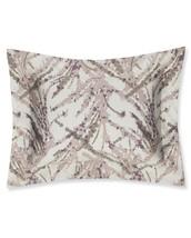 Sferra Pallina Blossom Pink Euro Shams Set Paint Splatter Print Cotton I... - $78.21