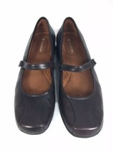Naturalizer Pepe Brown Mary Jane Shoes Womens Size 10M - $18.69