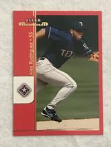 Alex Rodriguez Card 2002 (RANGERS) Fleer Maximum To the Max #2/358 - $7.60