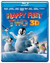 Happy Feet Two [3D + Blu-ray + DVD]
