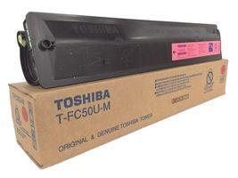 Genuine Toshiba T-FC50U-M Magenta Toner Cartridge - $85.00