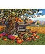 White Mountain Puzzles Harvest Time - 1000 Piece Jigsaw Puzzle - $59.15