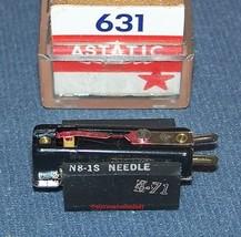 ASTATIC 631 CARTRIDGE NEEDLE for PANASONIC EPC-70LTCS VISCOUNT BRADFORD image 1