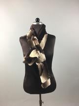 Rex Rabbit Fur Scarf collar - $40.00