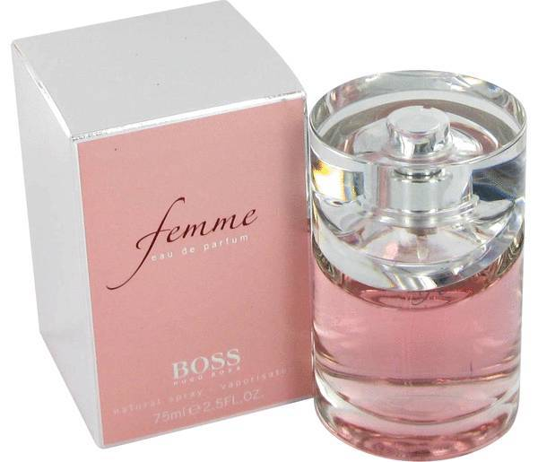 Hugo Boss Boss Femme Perfume 2.5 Oz Eau De Parfum Spray