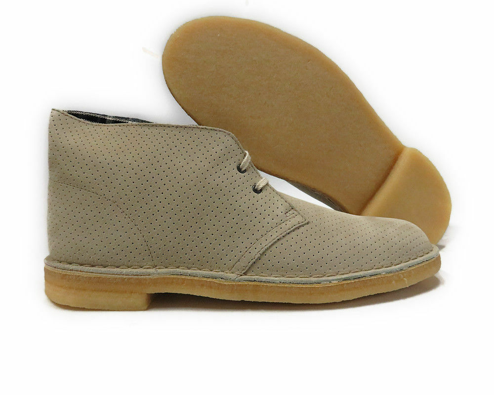 Clarks Originals Desert Boot Men's Taupe Nubuck 26161278 - $79.20 - $130.00