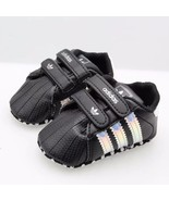 Black Baby Boys Toddler Shoes Sports Leather Room Walking Shoes US1-US3 A2070 - $16.99