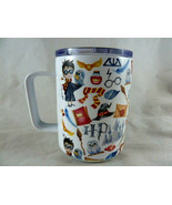 Harry Potter Hogwarts Travel Mug Cup by Orca Coatings Tin - $15.83