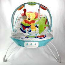 Fisher-Price Kick 'n Play Musical Bouncer with Lights and Music - Up to 20 lb - $46.53