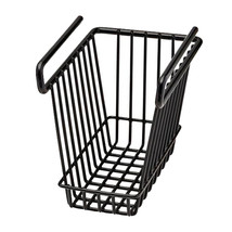 SnapSafe Hanging Under Shelf Basket Medium, Black - $23.07