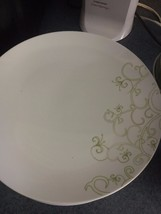 "Rachael Ray Dinnerware Curly Q 10.5"" Dinner Plate  - $9.46"