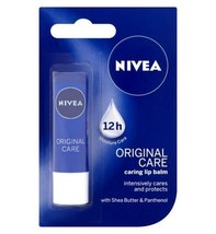 Nivea Original Care Caring Lip Balm 4.8g - $5.22