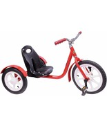CHOPPER Style Tricycle Bike - USA Handcrafted Quality in FIRE ENGINE RED - £225.76 GBP