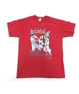 VTG 1998 MLB Mark McGwire Red St. Louis Cardinals Baseball T-Shirt Men's... - $29.65