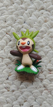 Chespin Figure from Collection Box Pokemon TCG Figurine - $7.99