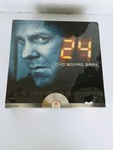 24 DVD Board Game 2006 Pressman Toys - $9.49
