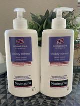 Neutrogena Norwegian Formula Visibly Renew Elasti Boost Body Lotion 2 X 13.5 Oz - $44.45