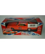 ERTL 2001 Duke's of Hazzard General Lee 1:25 Die Cast Car Opening Hood - $150.00