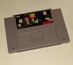 Toy Story Disney Pixar SNES Super Nintendo Video Game Cartridge Genuine A35-22 - $15.99