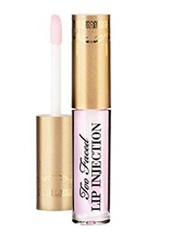 Too Faced Lip Injection Power Plumping Lip Gloss - Clear - Original - Travel Siz - $25.00