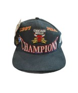 Offical NBA 1997 Chicago Bulls Championship Locker Room Cap Hat NWT - Jordan  - $142.50