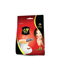 Trung Nguyen G7 Instant Coffee Sugar Free + Collagen 22 Sachets x 16 g -12 Count - $108.89