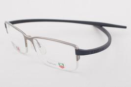 Tag Heuer 3722-017 Reflex Gray Titanium Eyeglasses 3722 017 55mm - $244.02
