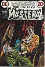 House of Mystery Comic Book #207 Wrightson/Starlin Art DC Comics 1972 VE... - $13.08