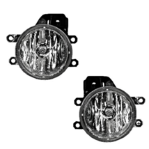 Left & Right Replacement Fog Light Assemblies for 12-18 Various Toyota /... - $121.72