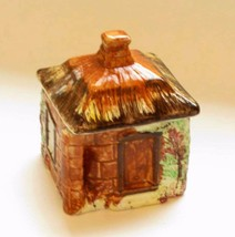 PRICE KENSINGTON Vintage Cottage Ware Covered Sugar Jar - $24.99