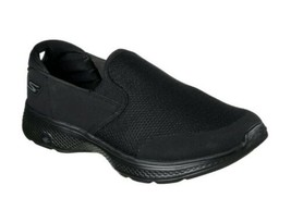 Skechers Gowalk 4 Men's Shoes In Black, Size UK 10 Trainers Bnib - $50.44
