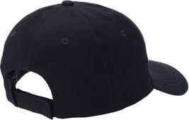 Tommy Hilfiger Men's Rubber Logo Branding Hat Sports Baseball Cap 6950890 image 3