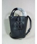 NWT Tory Burch Black Miller Mini Bucket Tote $348 - $304.92