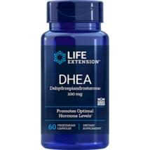 NEW Life Extenson DH EA 100 Mg Non-GMO 60 Vegetarian Capsules - $29.93