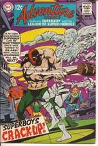 DC Adventure Comics #372 Superboy's Crack-Up Legion Of Super-Heroes - $7.95