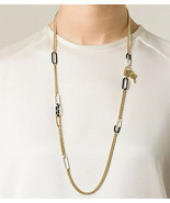 Marc Jacobs Necklace Stationary Bubble Medley NEW - $87.12