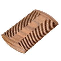 Hair Brush Comb Natural Wooden Sandalwood Pocket Narrow Tooth Lice Pet N... - $9.43