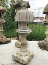 Antique Meiji Period Japanese Stone Lantern Nuresagi Gata - 0101-0074 - $2,750.00