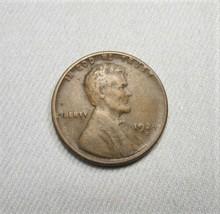 1924-D Lincoln Wheat Cent Coin AK86 - $33.80