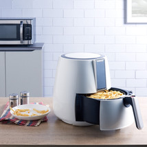 Farberware 3.2-Quart Digital Oil-Less Fryer, White - €54,42 EUR
