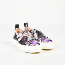 "Calvin Klein Collection NWT Multicolor Leather Floral ""Ariel"" Sneakers S... - $270.00"