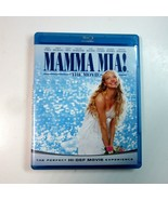 Mamma Mia! The Movie Blu-Ray DVD - Meryl Streep - Pierce Brosman - Musical - $8.99